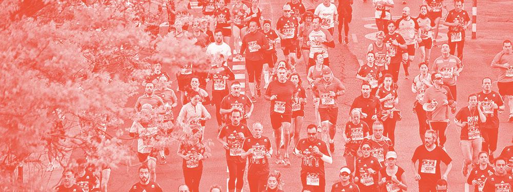 Corrida de rua: provas para testar a evolução do treino